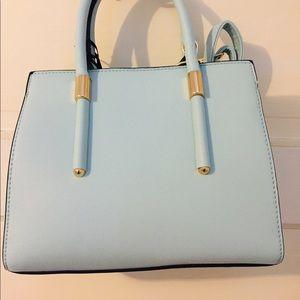 Handbags - Baby Blue Bag!
